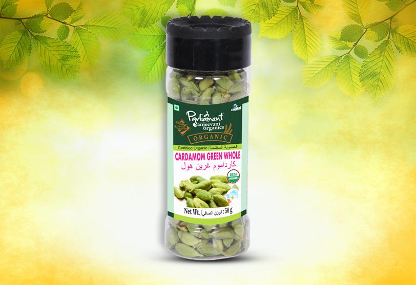 Cardamom Green Whole